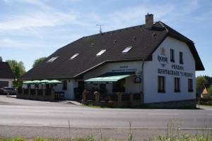 Penzion a Restaurace u Pecinů